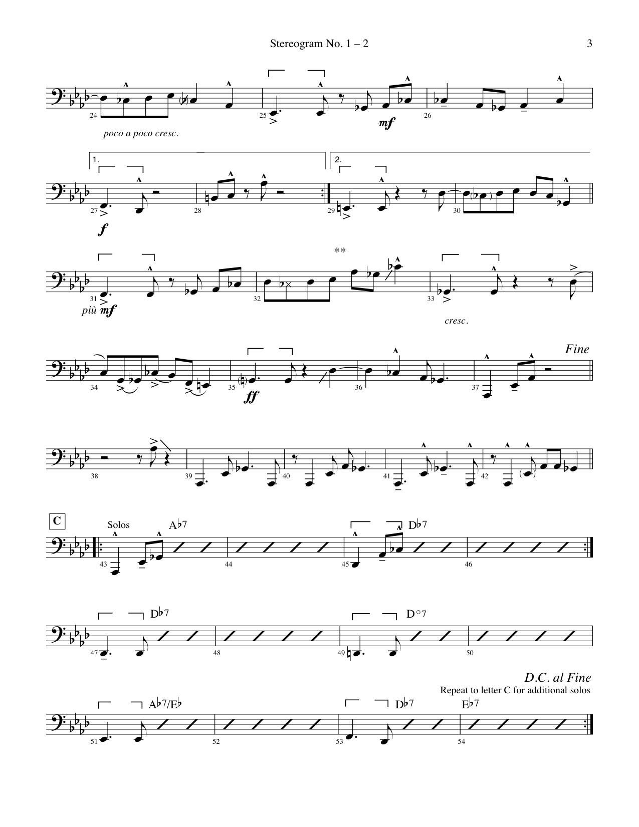 1 Tuba Stereogram page 2
