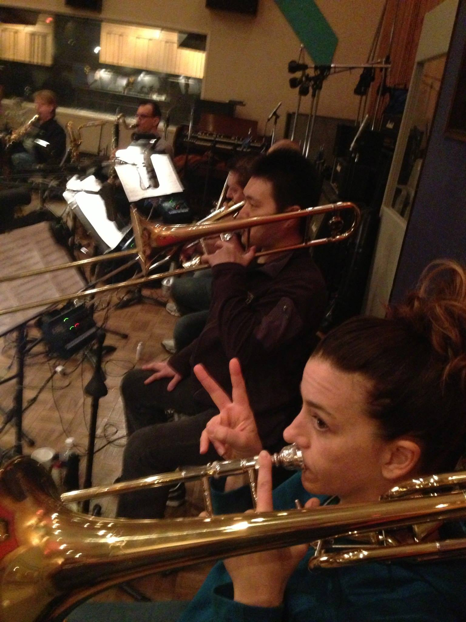 "Seven Positions"" tm Hosts Up-and-Coming New York Bass Trombonist"