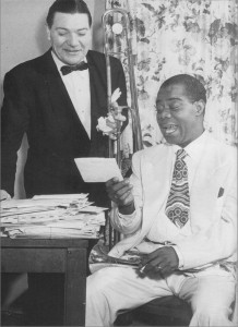 Jack Teagarden King of The Jazz Trombone with Louis Armstrong