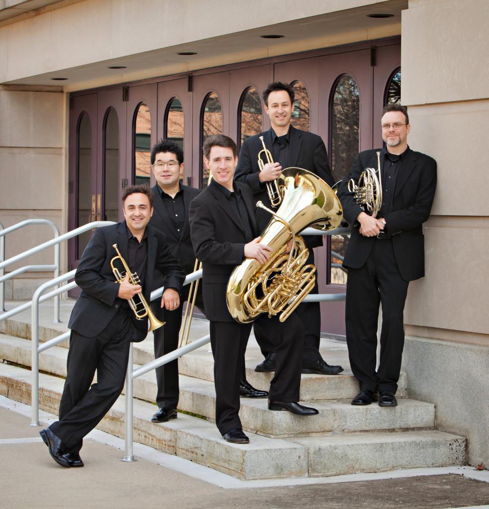 Center City Brass Di Lorenzo, Yamomoto, Knox, Hardcastle & King www.davidbrubeck.com