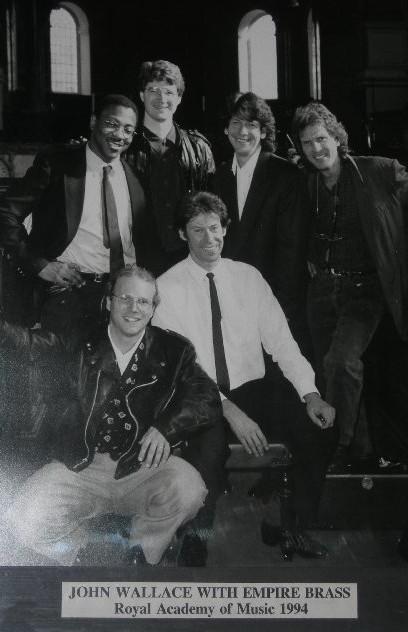 Empire Brass Quintet davidbrubeck.com