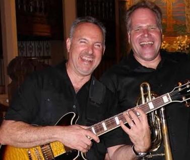 DUO BRUBECK  featuring Mitch Farber www.davidbrubeck.com