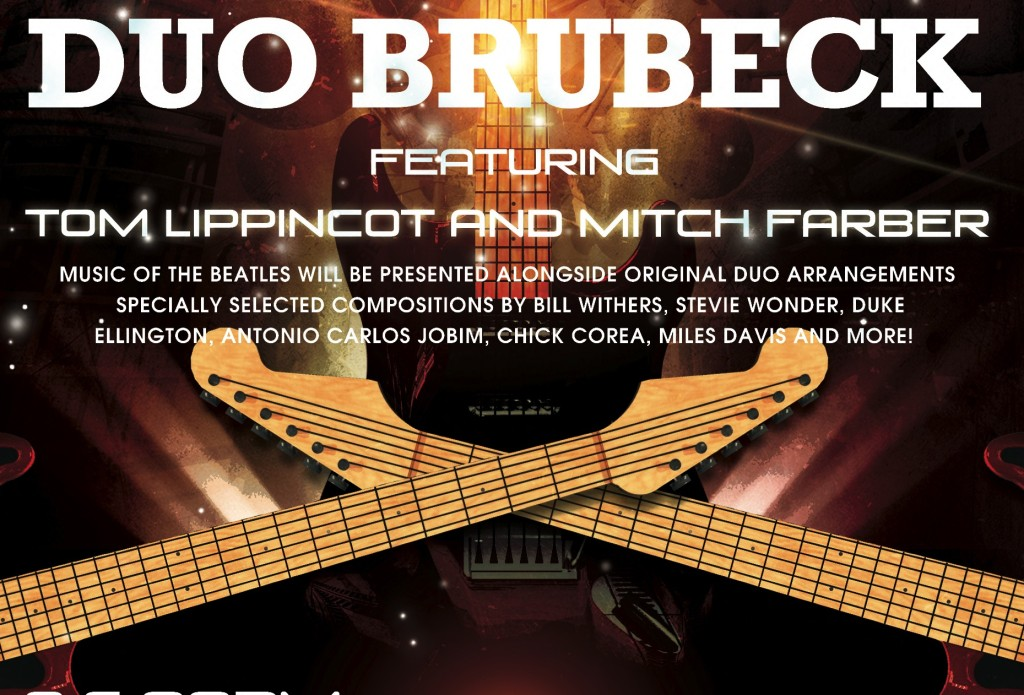 DUO BRUBECK  Poster