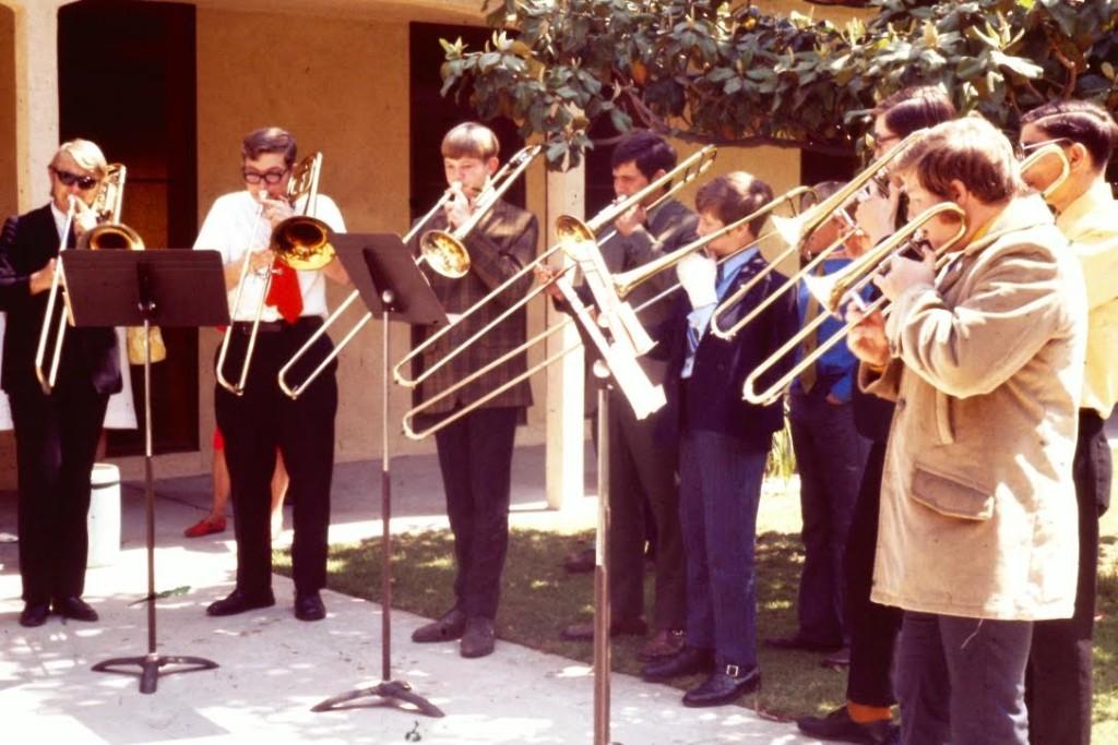 Jeff Reynolds, Bob & Gene Pokorny Moravian Choir www.davidbrubeck.com