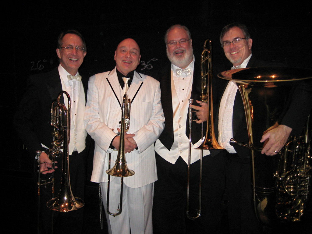 Charlie Vernon Bubert Ft. Worth Low Brass