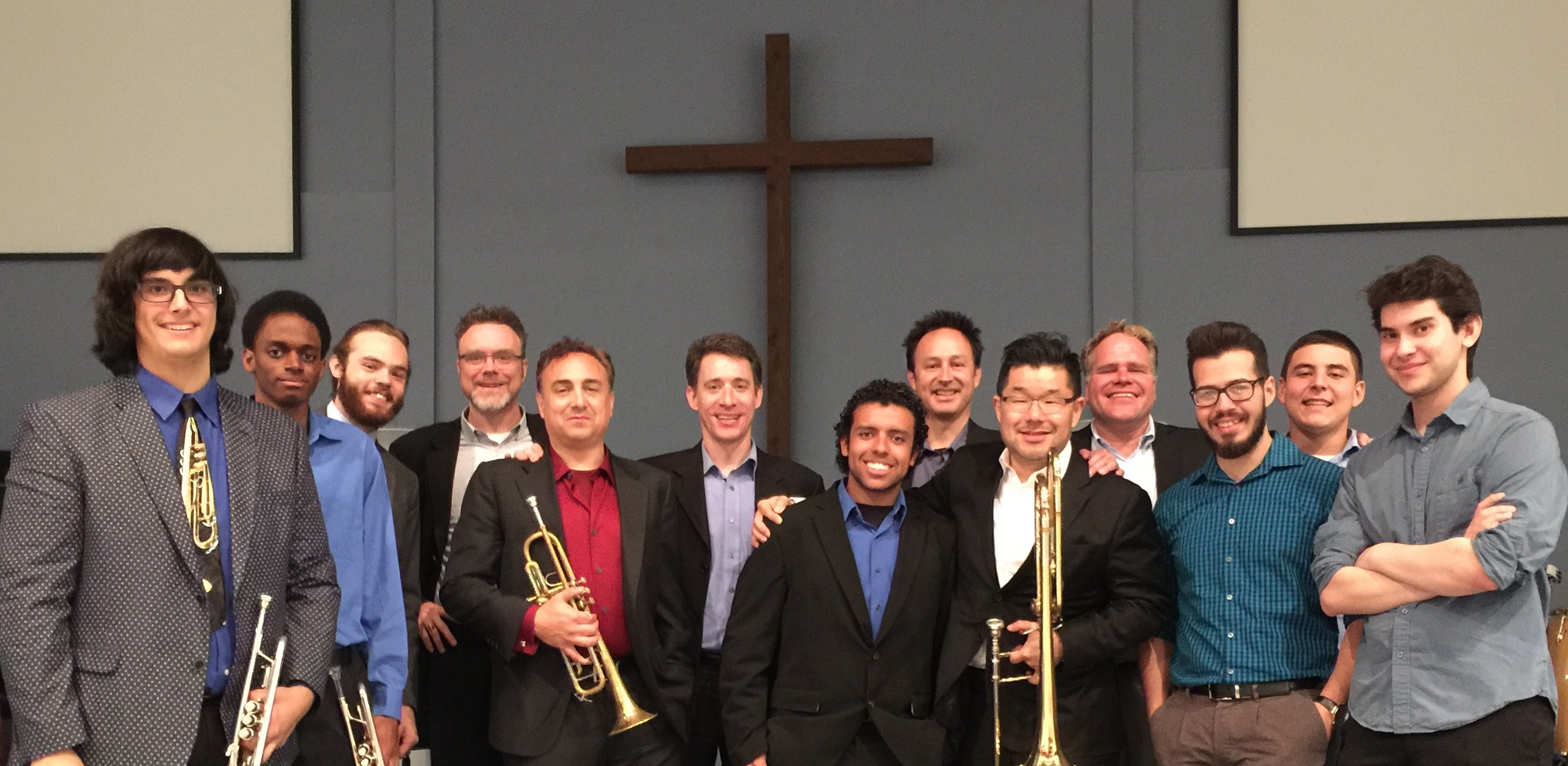 Center City Brass MDC at WCA